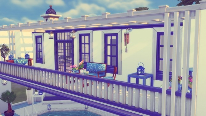 Summer Villa at Simming With Mary image 1574 670x377 Sims 4 Updates