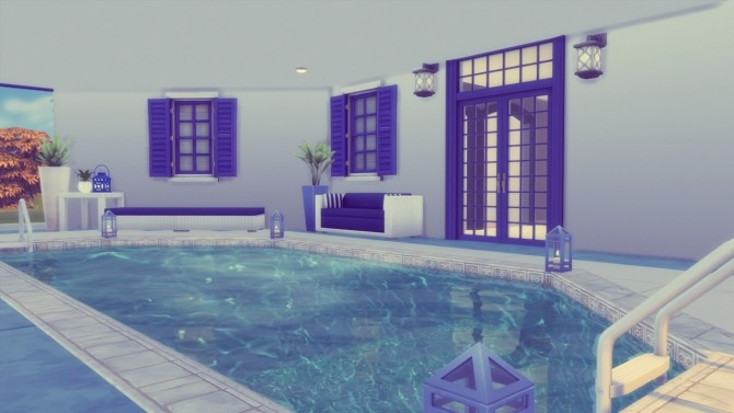 Summer Villa at Simming With Mary image 1584 670x377 Sims 4 Updates