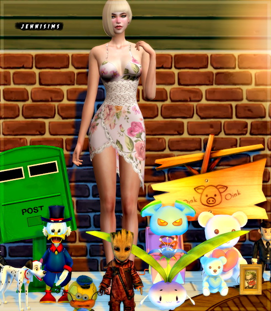 KidsHome Decor 13 Items at Jenni Sims image 1667 Sims 4 Updates