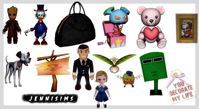 KidsHome Decor 13 Items at Jenni Sims image 1677 670x370 Sims 4 Updates