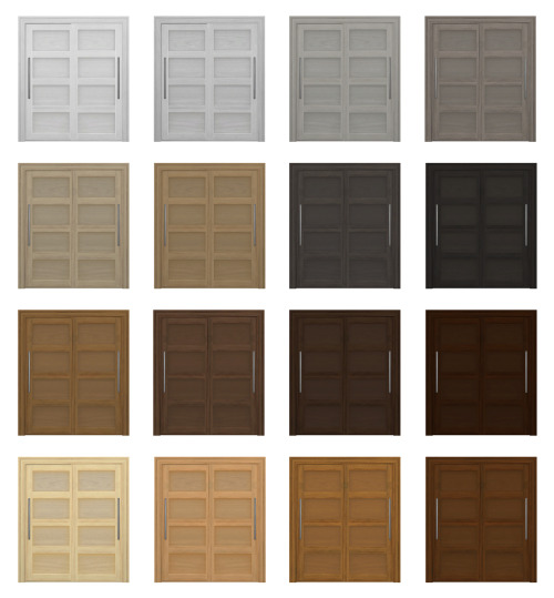 Perfect Closet Wood Tones at SimPlistic image 1694 Sims 4 Updates