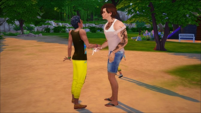 Sims 4 Shimrod101s Mischief MDK With Handbuzzer by Manderz0630 at Mod The Sims