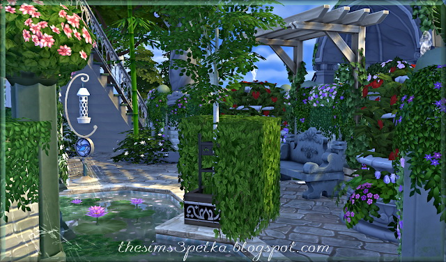 The Breath of Nature Park at Petka Falcora image 17310 Sims 4 Updates