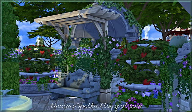 The Breath of Nature Park at Petka Falcora image 1748 Sims 4 Updates