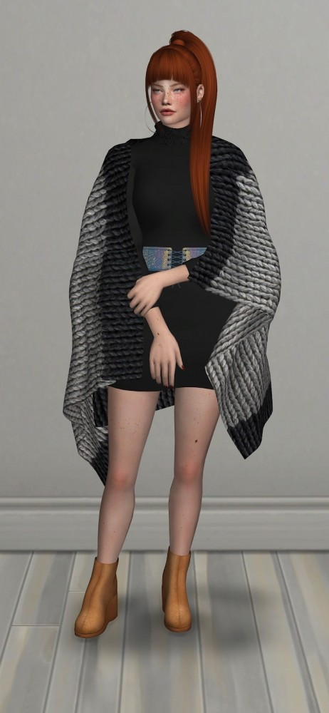 GIFTS for FOLLOWERS by Thiago Mitchell at REDHEADSIMS – Coupure Electrique image 1793 462x1000 Sims 4 Updates