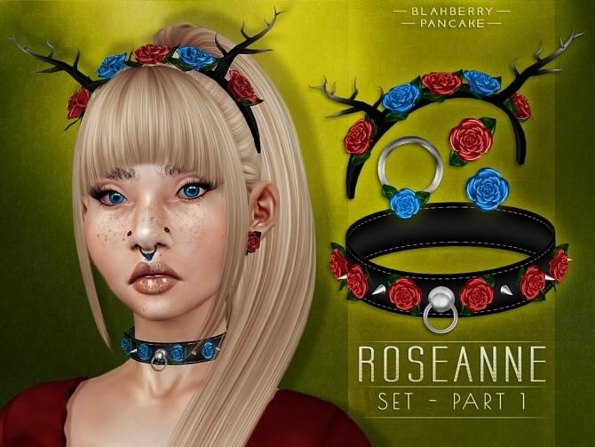 Sims 4 Roseanne set part 1 at Blahberry Pancake