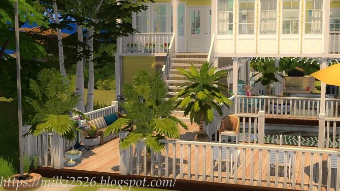 Coastal Cottage at Milki2526 image 1833 670x377 Sims 4 Updates