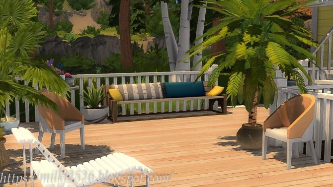 Coastal Cottage at Milki2526 image 1843 670x377 Sims 4 Updates
