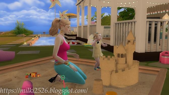 Coastal Cottage at Milki2526 image 1853 670x377 Sims 4 Updates