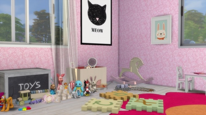 PLAYROOM GIRLS at MODELSIMS4 image 1881 670x377 Sims 4 Updates