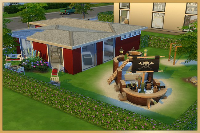 Stadt cafe by MissFantasy at Blacky's Sims Zoo image 1931 Sims 4 Updates