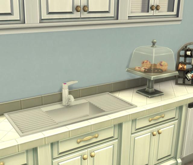 Sleek Kitchen Sink at Simista image 1952 Sims 4 Updates