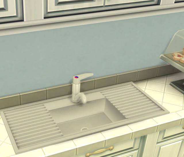 Sleek Kitchen Sink at Simista image 1962 Sims 4 Updates