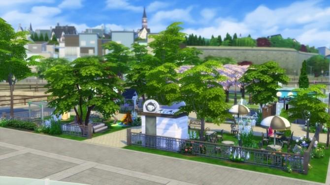 Windenburg gardens by SundaySims at Sims Artists image 200 670x377 Sims 4 Updates