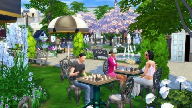 Windenburg gardens by SundaySims at Sims Artists image 2031 670x377 Sims 4 Updates