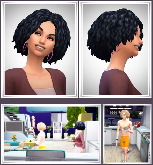 Contest WaveHair at Birksches Sims Blog image 2091 Sims 4 Updates