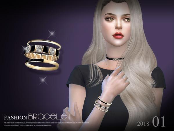 Sims 4 Bracelet 201801 by S Club LL at TSR