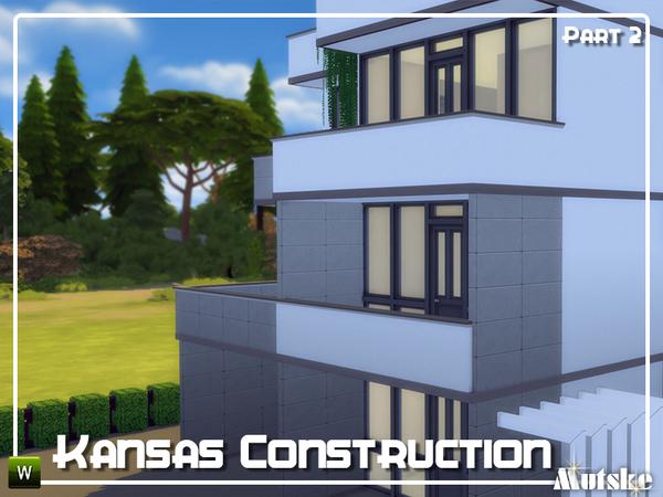 Kansas Construction set Part 2 by mutske at TSR image 269 Sims 4 Updates