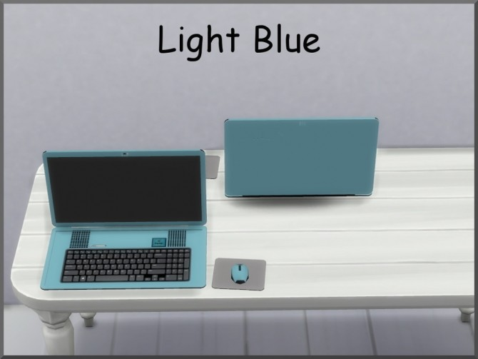Bodkin Laptop Computer TS3 to TS4 Conversion by augold44 at Mod The Sims image 328 670x503 Sims 4 Updates
