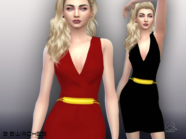 Swag Outfit by carvin captoor at TSR image 3311 Sims 4 Updates