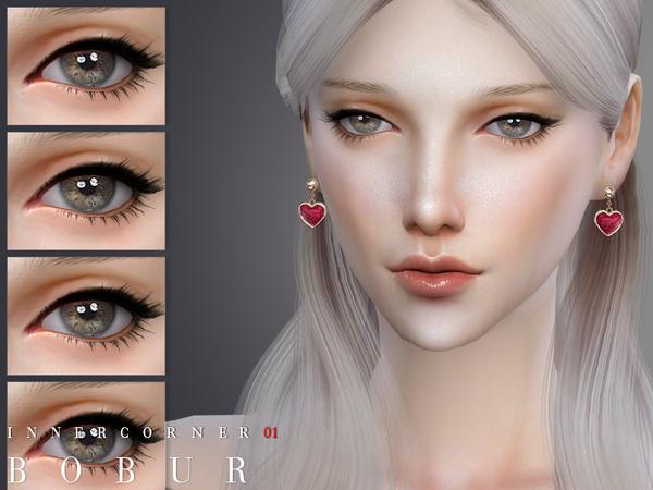 Inner corner 01 by Bobur3 at TSR image 3312 Sims 4 Updates