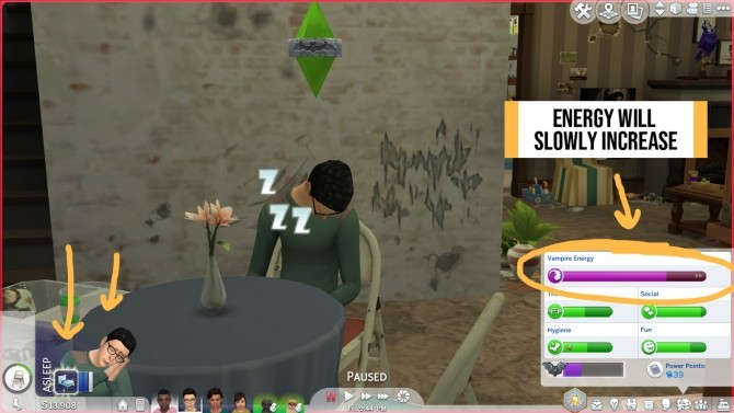 Sims 4 Everyone can nap by Foamimi at Mod The Sims