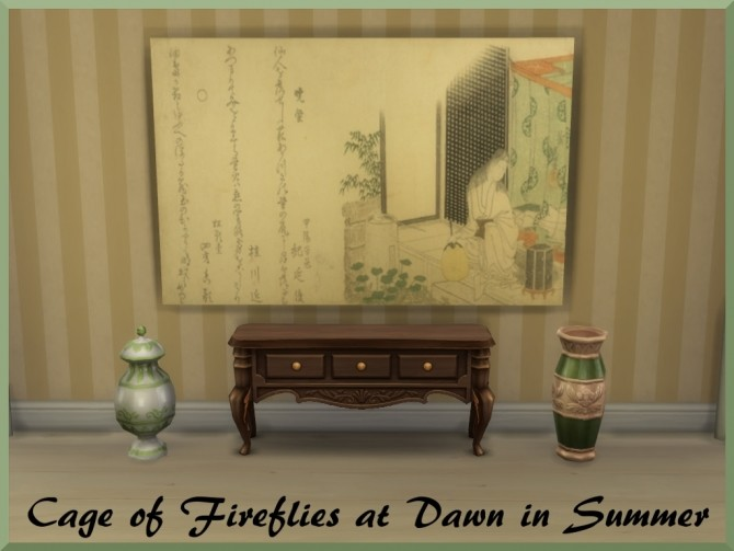 Sims 4 Days in the Orient by augold44 at Mod The Sims