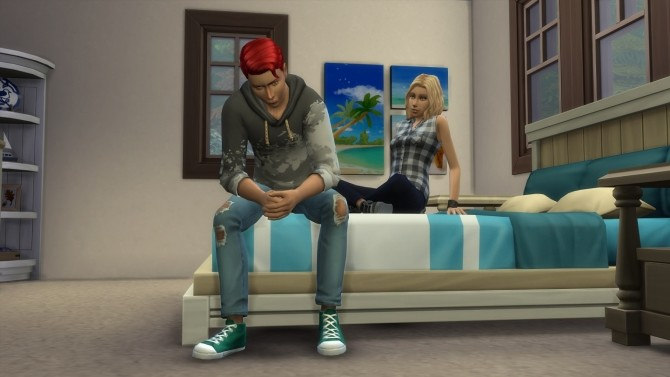 Couple Troubles Animation by Mia at Mod The Sims image 391 670x377 Sims 4 Updates
