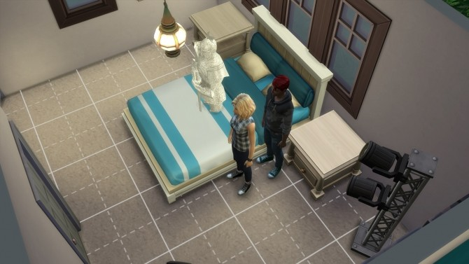 Sims 4 Couple Troubles Animation by Mia at Mod The Sims