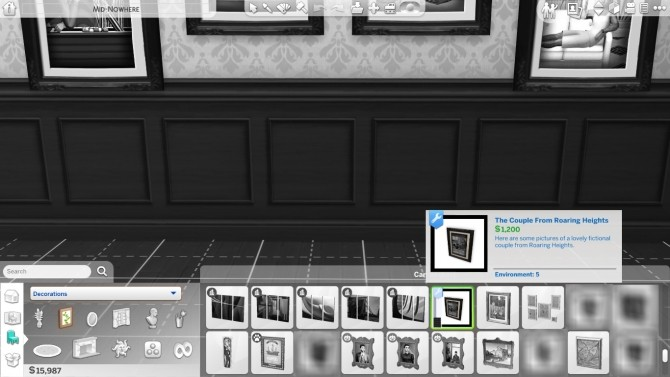 Sims 4 Couple Pictures From Roaring Heights by ooctoze at Mod The Sims