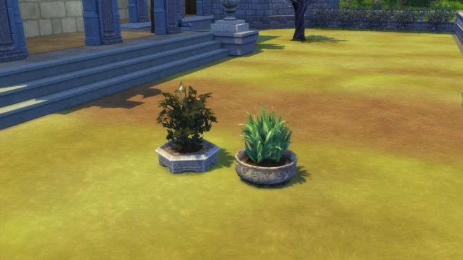 Planters from TS3 by TheJim07 at Mod The Sims image 4113 670x377 Sims 4 Updates