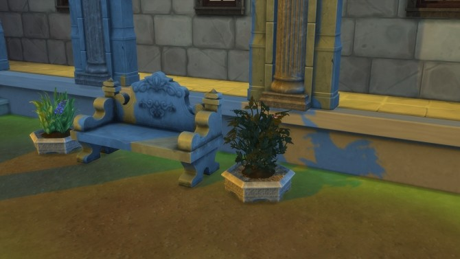 Planters from TS3 by TheJim07 at Mod The Sims image 4211 670x377 Sims 4 Updates