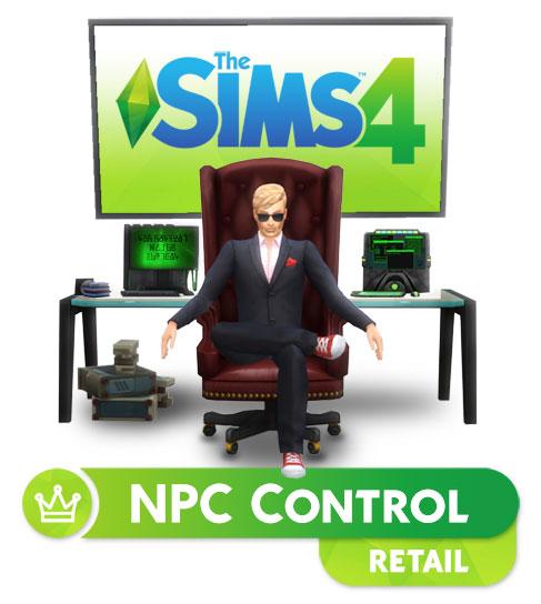 Sims 4 NPCC Retail by Paulson at Mod The Sims