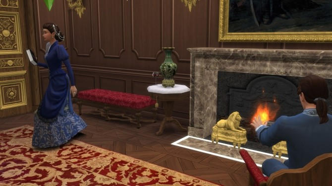 Carved and Gilded Beech Seat by TheJim07 at Mod The Sims image 4314 670x377 Sims 4 Updates