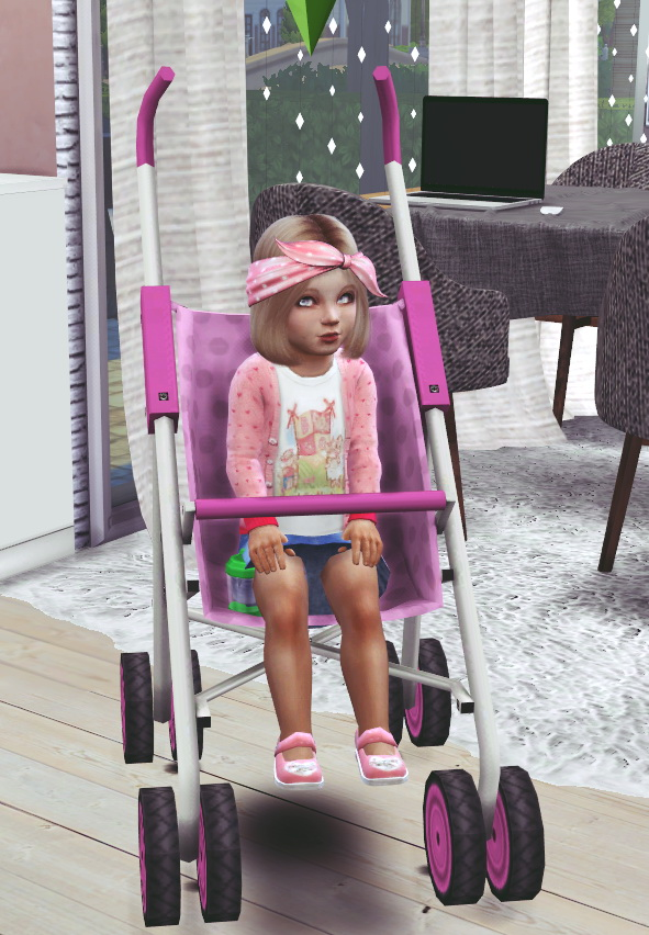 Sims 4 Stroller Downloads 187 Sims 4 Updates