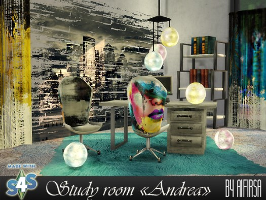 Furniture for the Andrea cabinet at Aifirsa image 451 Sims 4 Updates