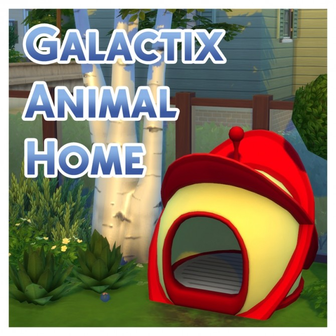 TS2 > TS4 Galactix Animal Home Conversion by Menaceman44 at Mod The Sims image 4715 670x670 Sims 4 Updates