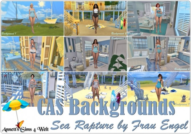 CAS Backgrounds Sea Rapture by Frau Engel at Annett's Sims 4 Welt image 4716 670x472 Sims 4 Updates