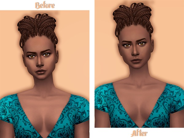 Mabelle Skinblend (Mouth Crease) by Nords at TSR image 49 Sims 4 Updates