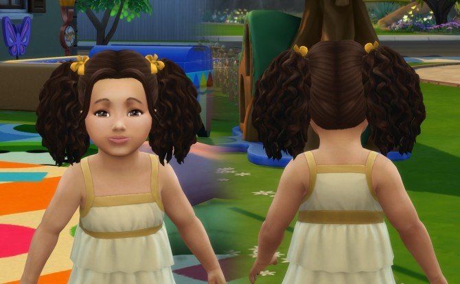 Poppy Hair at My Stuff image 492 670x414 Sims 4 Updates