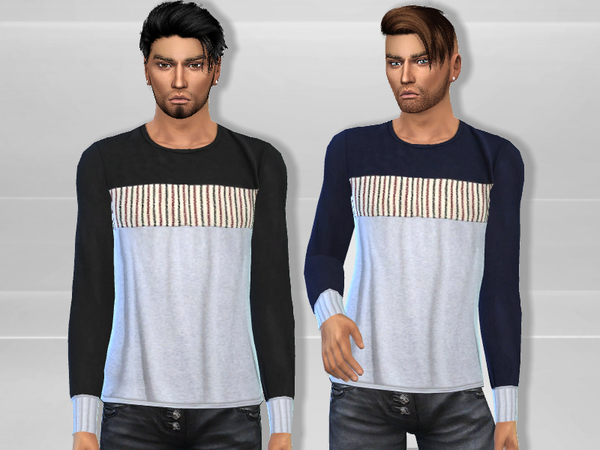 Adam Shirt by Puresim at TSR image 5010 Sims 4 Updates