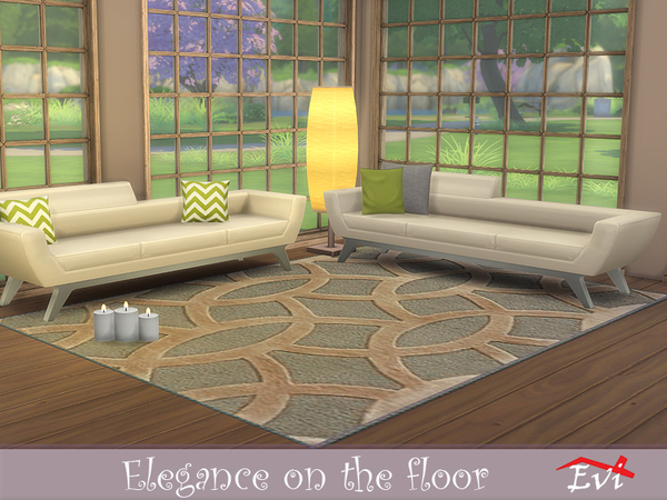 Sims 4 Ellegance on the floor by evi at TSR