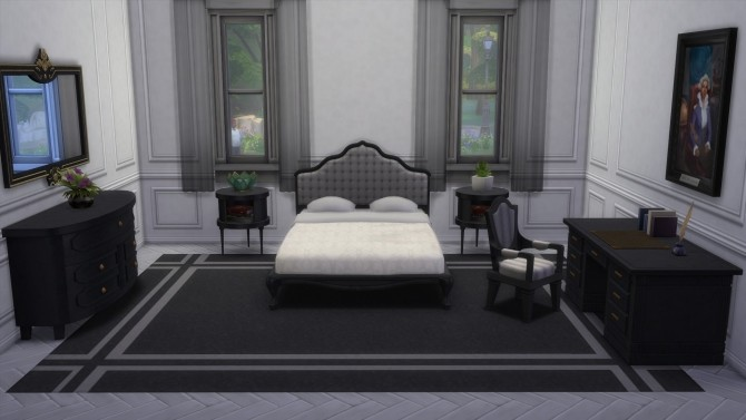 Federal Bedroom from TS3 by TheJim07 at Mod The Sims image 5410 670x377 Sims 4 Updates