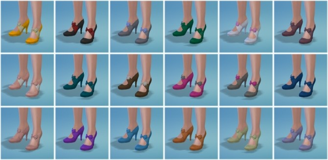 Dancin Shoes at My Stuff image 566 670x327 Sims 4 Updates