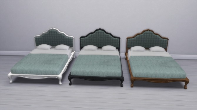 Federal Bedroom from TS3 by TheJim07 at Mod The Sims image 569 670x377 Sims 4 Updates