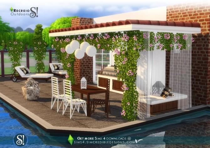 Recreio outdoor set at SIMcredible! Designs 4 image 5712 670x474 Sims 4 Updates