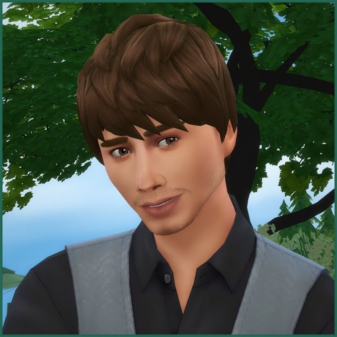 Alexander Rybak by Hellfrozeover at Mod The Sims image 599 670x670 Sims 4 Updates
