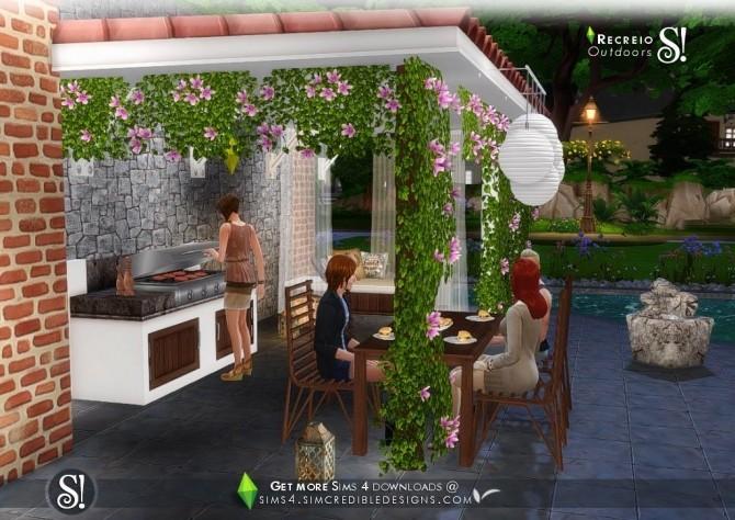 Recreio outdoor set at SIMcredible! Designs 4 image 6012 670x474 Sims 4 Updates