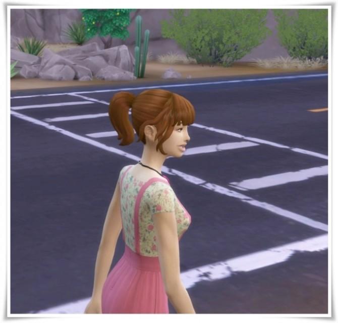 SweetSixteen Ponytail at Birksches Sims Blog image 606 670x640 Sims 4 Updates