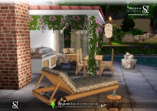 Recreio outdoor set at SIMcredible! Designs 4 image 6117 670x474 Sims 4 Updates
